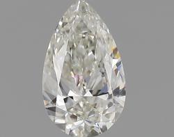 0.40 ct Pear Shape Diamond : H / VS2
